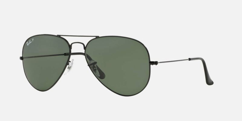 POLARIZED AVIATOR FLIP OUT