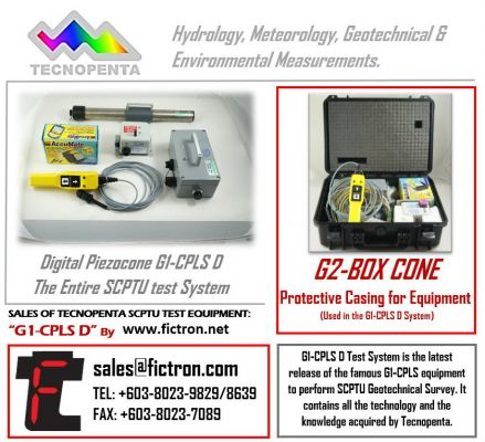 G2-BOX CONE TECNOPENTA Protective Casing for G1-CPLS D Test System Supply Malaysia Singapore Thailand Indonesia Philippines Vietnam Europe & USA