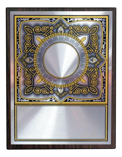 Aluminium  Plaques & Souvenirs With Stand WEP11 226