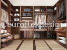 Walk-in Wardrobe Design Interior Design/Renovation Works
