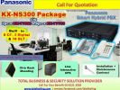 Panasonic NS300 Smart IP-PABX Package