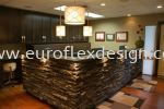 Reception Counter Commercial Design