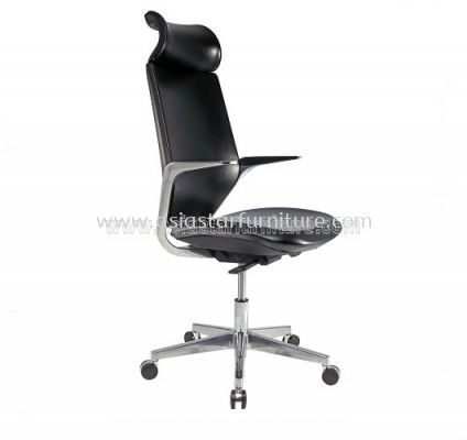 HIGH BACK CHAIR WITH ALUMINIUM DIE-CAST BASE F2 HB