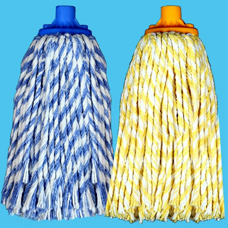 Semi Colour Round Mop Super Mop / Household Mop Arona Mop Products