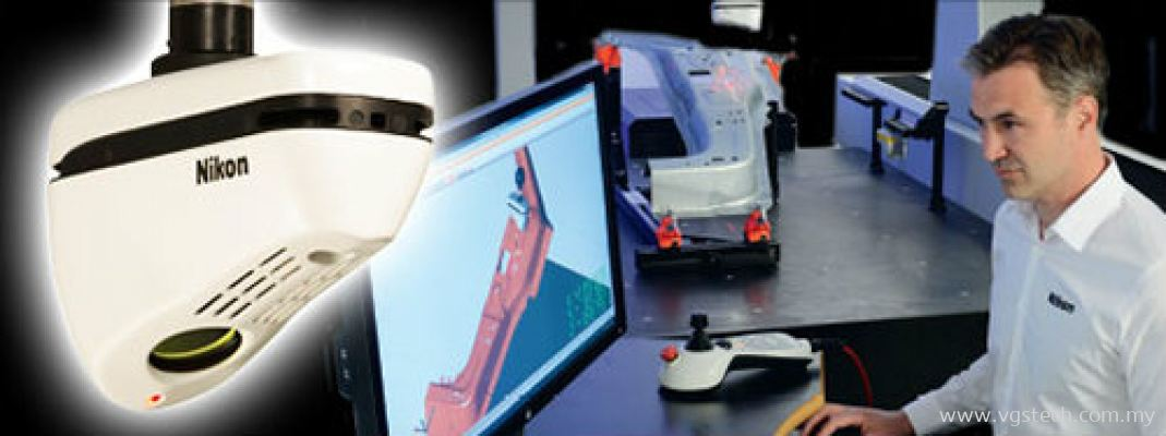 InSight L100 CMM Laser Scanner