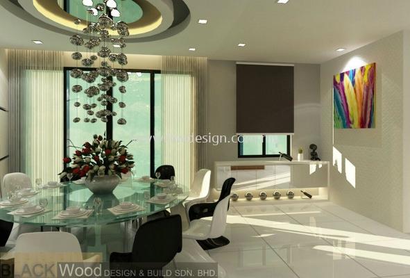 Round Ceiling Design