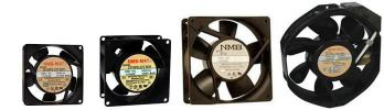 AC/ DC Axial Fan, NMB- MAT DC, AC Fan Fans and Blowers