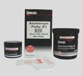 Devcon Aluminium Putty(F)