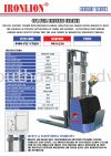 CTQ Full Electric Stacker Pallet Truck