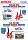 3 Ton Jack Stand Light Machinery