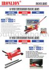 2 Ton Hydraulic Floor Jack Light Machinery