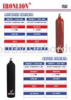 Acetylene Cylinder & Oxygen Cylinder Gas