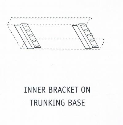 INNER BRACKET ON TRUNKING BASE