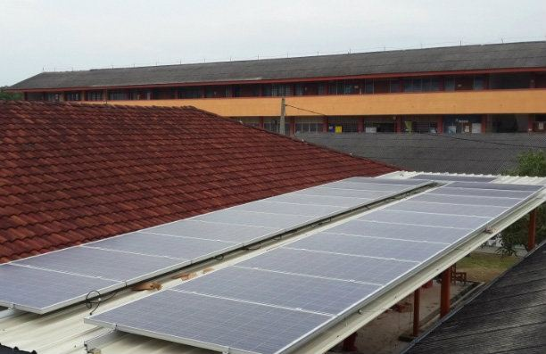 12 KW Installation for NEM Net Energy Metering Solar Packages Selangor, Malaysia, Kuala Lumpur (KL), Puchong Project, Supplier, Supply, System   Amsolar Sdn Bhd