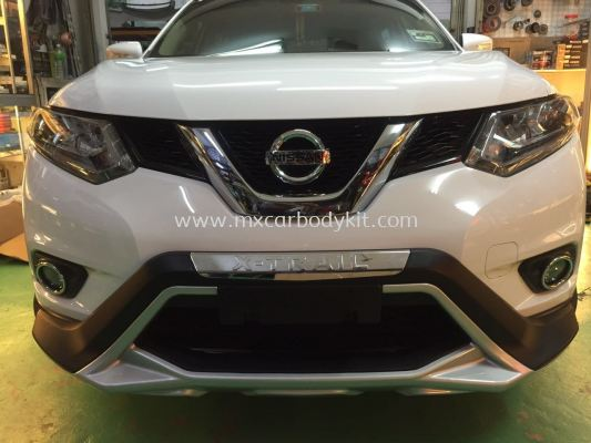 NISSAN X-TRAIL 2015 V2 BUMPER GUARD SET
