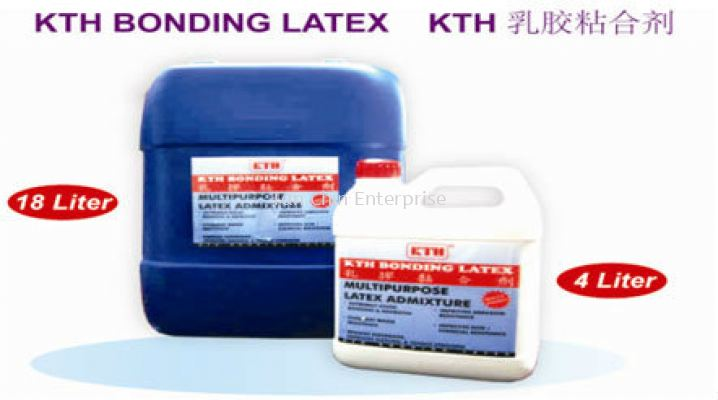 KTH Bonding Latex 18 Liter