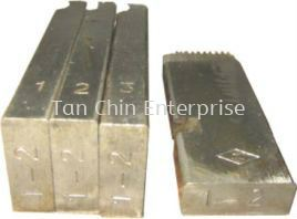 Alloy Dies for Pipe Thread Machine