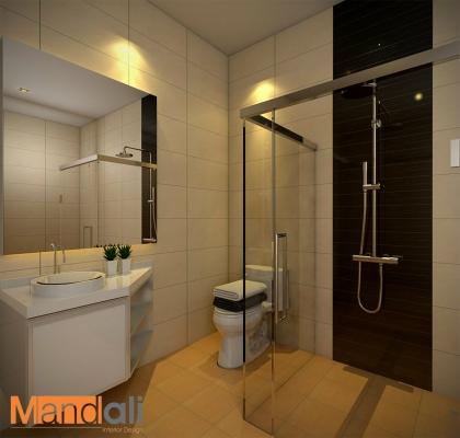 Bathroom Modern Design Horizon Hill