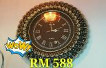 Decoration Clock Now RM 588 ONLY!!!