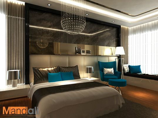 Bedroom Design Senai