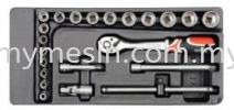 YATO YT-5542 Drawer Insert / Socket Set  Hardware Tools