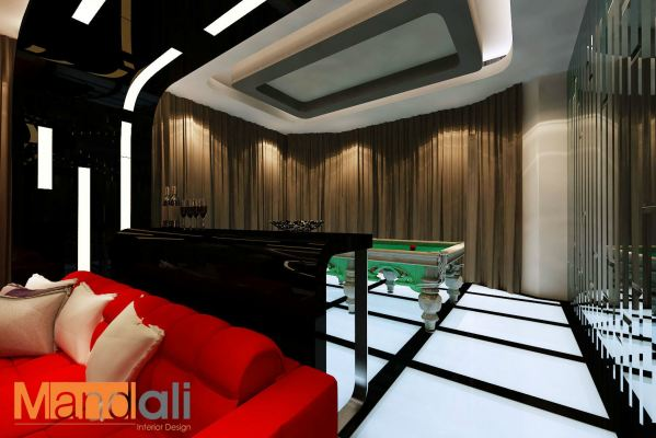 Entertainment Hall Design Gaya