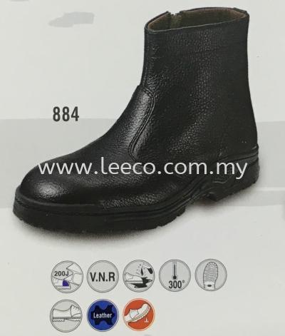 Megasafe Ankle Boots 884