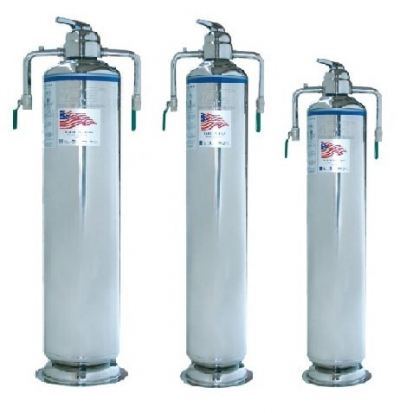 IDE 0846 Stainless Steel Water Filter