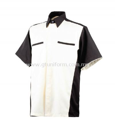 READY MADE UNIFORM M0613 (Begie & Black)