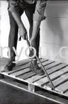 Repair of Wooden Pallets