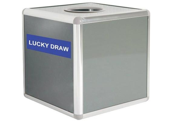 Lucky Draw Box