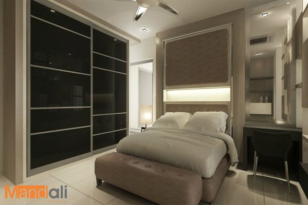 Master Bedroom Design Sasa
