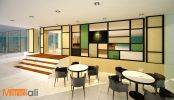 Exterior M Suite Hotel Restaurant Commercial Projects