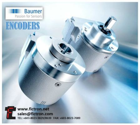 BAUMER HUBNER ENCODER HOG10DN1024I Supply Malaysia Singapore Thailand Indonesia Philippines Vietnam Europe & USA