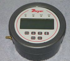 DWYER SERIES DH3 DIGIHELIC DIFFERENTIAL PRESSURE CONTROLLER