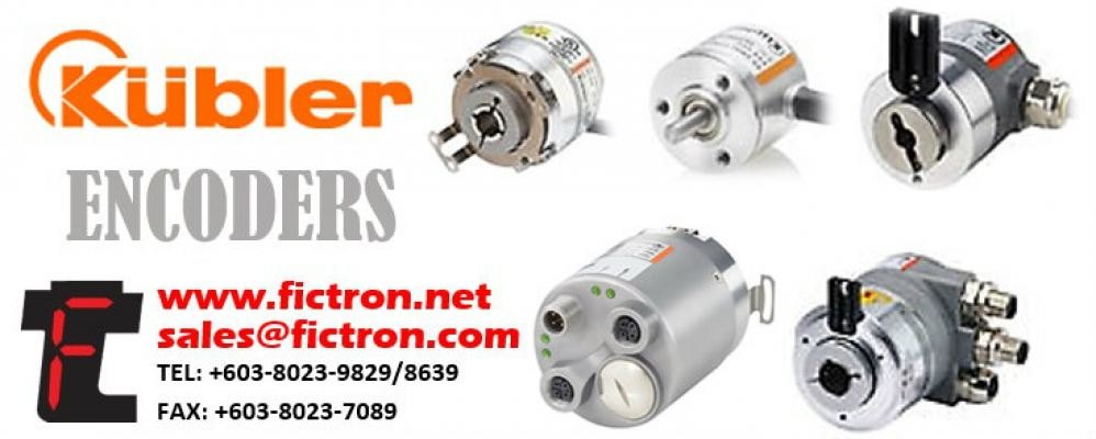 KUEBLER 858201Y2W051200039047 ENCODER Supply Malaysia Singapore Thailand Indonesia Philippines Vietnam Europe & USA