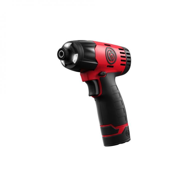 "CP8818 "" Cordless impact driver: ultra compact & lightweight Cordless Tools Chicago Pneumatic"