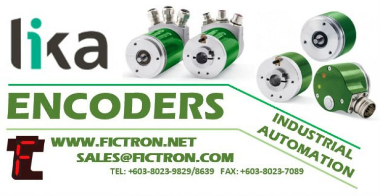 LIKA ENCODER C50-H-1024ZCU46L2 Supply Malaysia Singapore Thailand Indonesia Philippines Vietnam Europe & USA