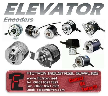 LG OTIS ELEVATOR OPTICAL ROTARY ENCODER SBH2-1024-2T-30-050-16 Supply Malaysia Singapore Indonesia Thailand Philippines Europe & USA