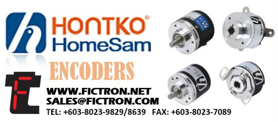 REPACKAGED HONTKO PULL-CORD OPTICAL ROTARY ENCODER HLS-S-10-1-PP Supply Malaysia Singapore Thailand Indonesia Philippines Vietnam Europe & USA