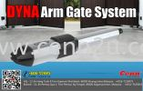 DYNA Arm Gate System Arm System Autogate