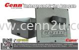 Cenn Underground Swing Autogate System Underground System  Autogate