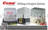 Cenn Sliding Autogate System Sliding Gate Autogate