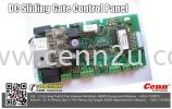 DC Sliding Gate Control Panel  AutoGate Control Panel (Circuit) Autogate