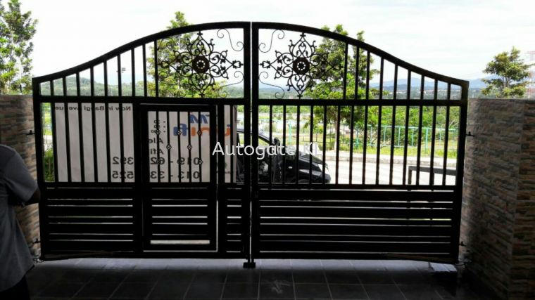 Swing Arm AutoGate Swing / Folding Auto Gate