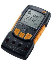 Testo 760-2 - Digital Multimeter with Auto-Test, Capacitance, TRMS, and Low Pass Filter