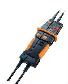 Testo 750-3 - Digital Voltage Tester with GFCI Test