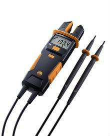 Testo 755-1 - testo 755 Current / Voltage Meter with 200 A AC, 600 V AC/DC, and Continuity