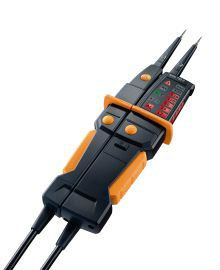 Testo 750-2 - Digital Voltage Tester with GFCI Test Digital Voltage Tester  Testo