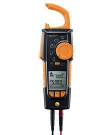 Testo 770-3 - Hook-Clamp Digital Multimeter with TRMS Inrush, 600 A, Optional Temperatur Digital Clampmeter  Testo